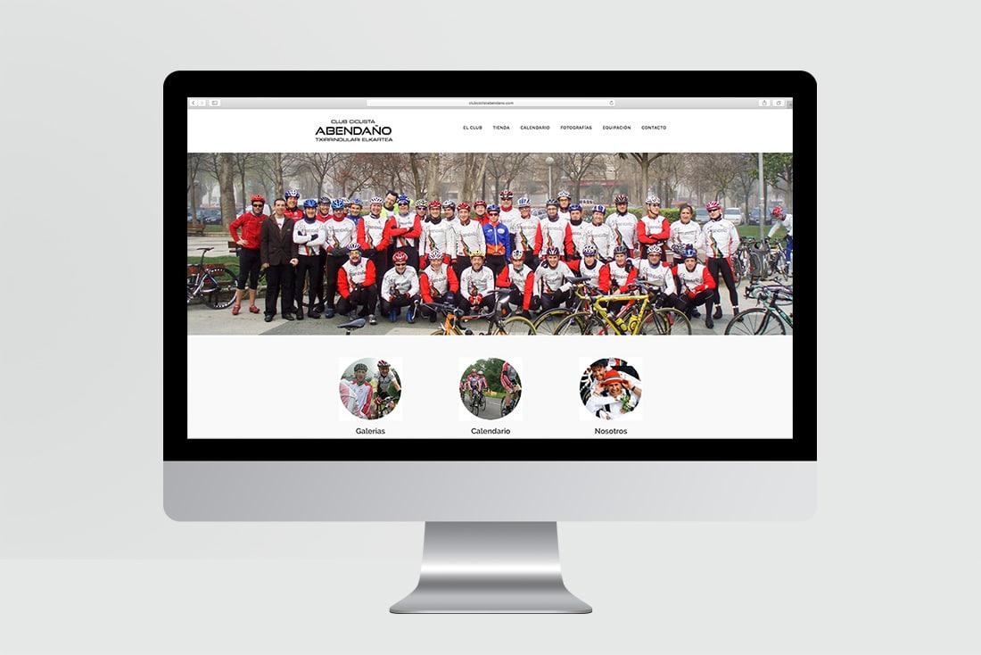 diseño-pagina-web-rto-club-ciclista-abendaño